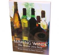 Making Wine Like Those You Buy